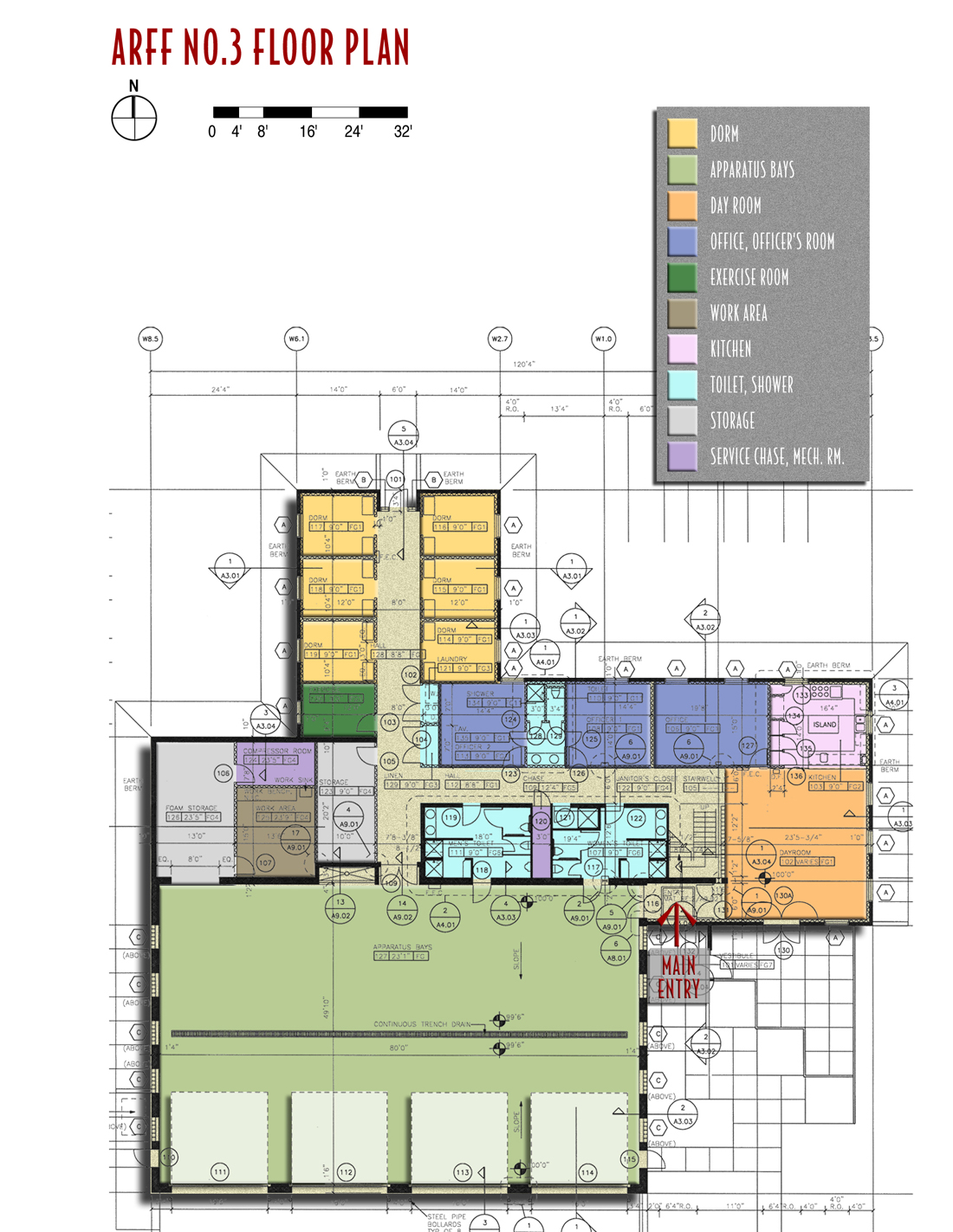No. 3 Floor Plan