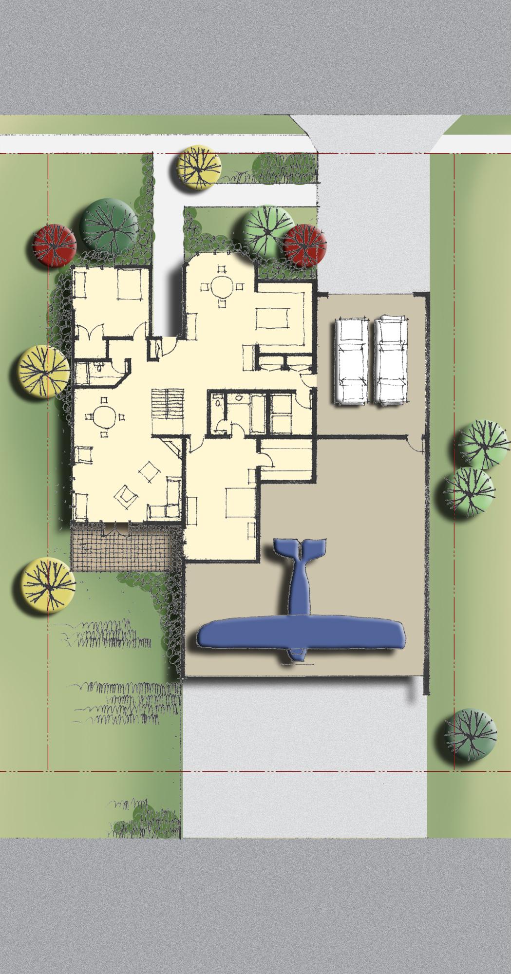 Bonanza Plan 1