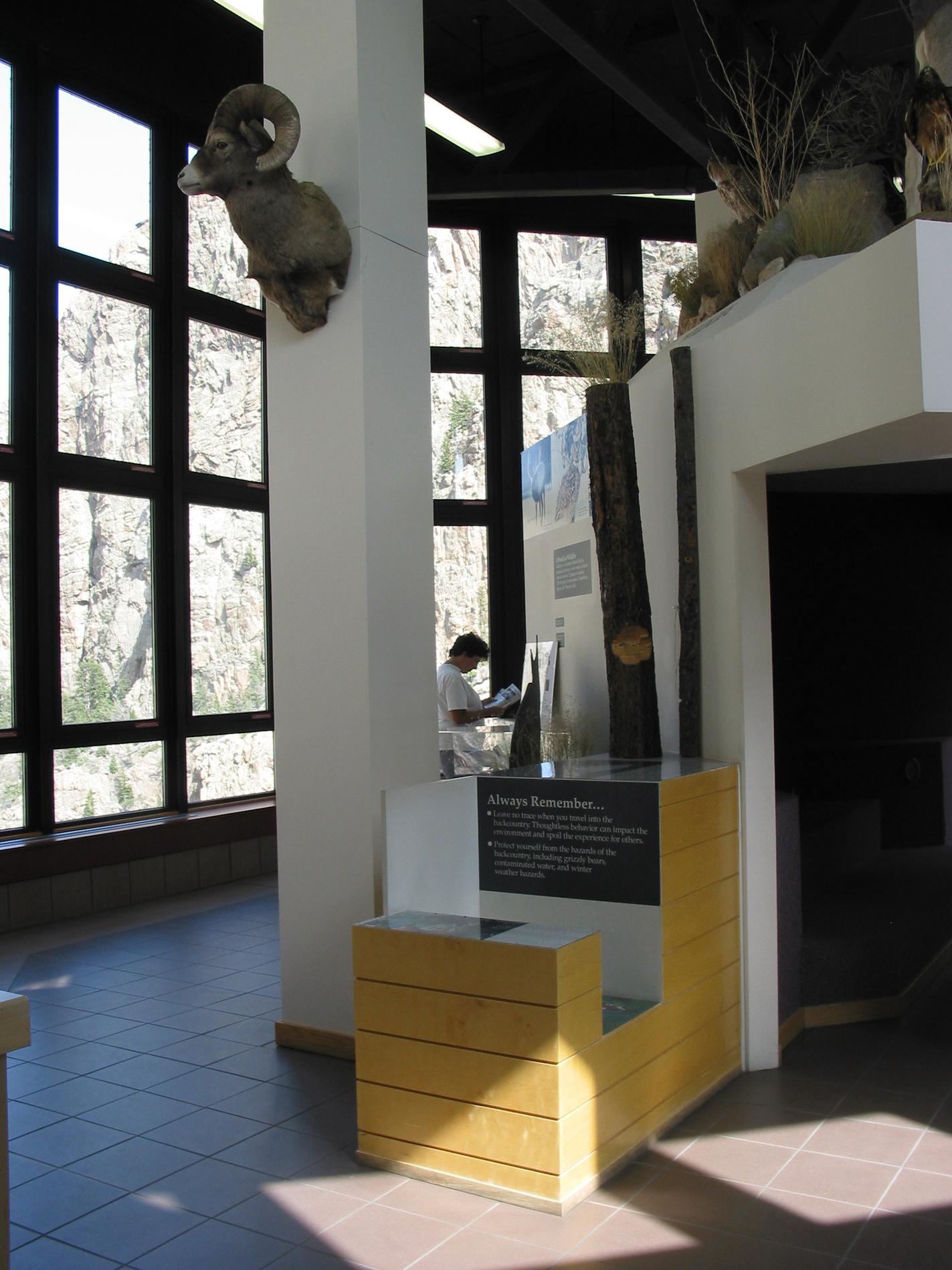 Buffalo Bill Dam 3