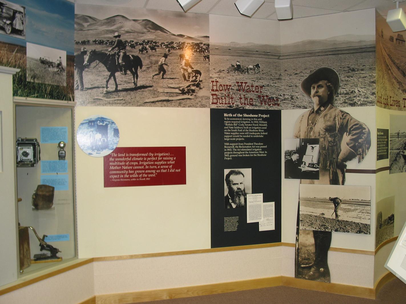 Buffalo Bill Dam 6