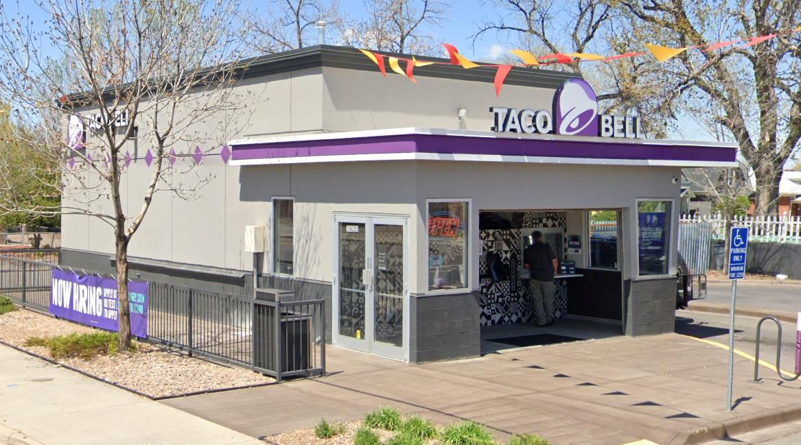 Taco Bell Denver Image